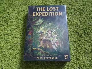 🚚 [Price Reduced!] The Lost Expedition, Board Game
