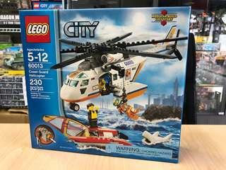 Lego City 60013, Coast Guard Helicopter