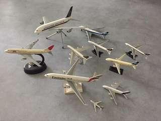 Aeroplanes Collection Models