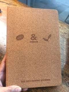 2019 coffee bean & tea leaf journal