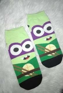 Ninja Iconic Ankle Socks