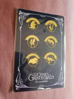 FANTASTIC BEASTS: THE CRIMES OF CRINDELWALD - Bookmark