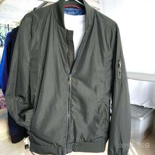 Zara ma 1 軍綠色 Jacket , 中碼