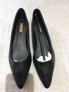 Brand New Flat BlackShoes