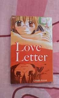 Komik Love Letter - Chiba Kozue