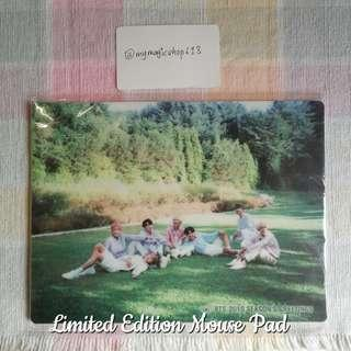 <CLEARANCE STOCK> BTS 2019 Season Greetings Limited Edition Mouse Pad #READYSTOCK