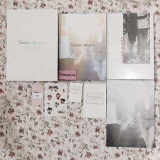 [WTS] EXO BAEKHYUN AND CHANYEOL TOOSIE WOOTSIE PHOTOBOOK BY @/PUPPYSTORE_1992 3RD EDITION