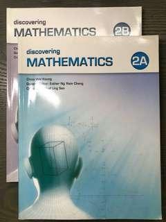 Secondary School Textbooks (Math Geography History)