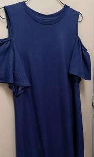 Nichii Blue Dress