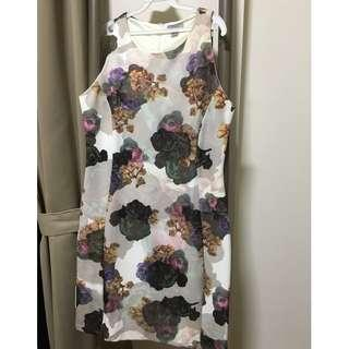 Almost New H&M Floral Dress