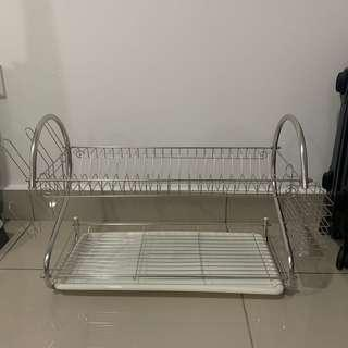 Brand New Stainless Steel Dish Rack