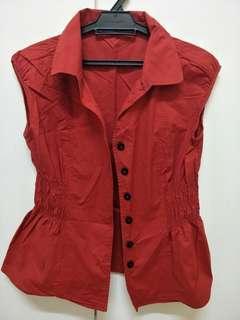 Jacket Top #CNYGA