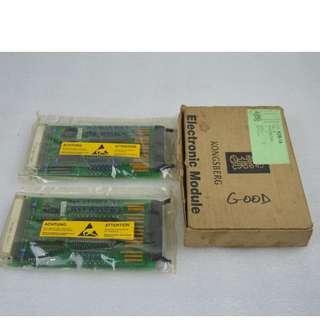 KDB-1A KONGSBERG 7252-004.0001 Binary Input Board