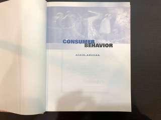 Consumer Behaviour (9th Edition)