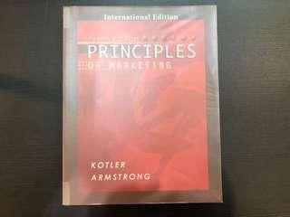 Principles of Marketing (10th Edition)