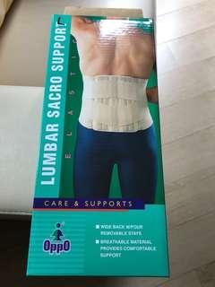 🚚 Lumbar Sacro Support