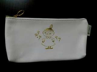 全新Moomin 姆明 阿美筆袋 化妝袋