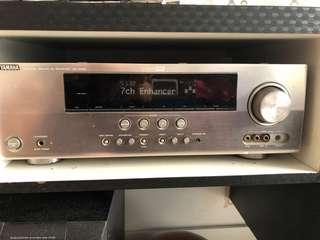 YAMAHA AV RECEIVER RX-V456