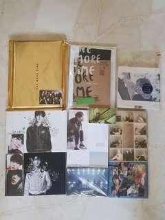Super Junior Albums ( yesung clearance )