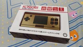 日本正版 Columbus Circle FC Pocket 手提 Famicom 任天堂 紅白機 掌機 插卡 NES