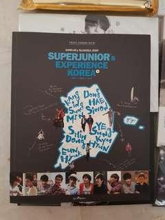 🚚 Super Junior Experience Korea Volume 2
