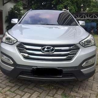 Hyundai santa fe 2014 CRDi