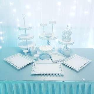 Cake Stands for Party Dessert Table