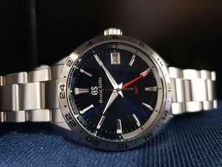Grand Seiko 9F Quartz GMT SBGN005