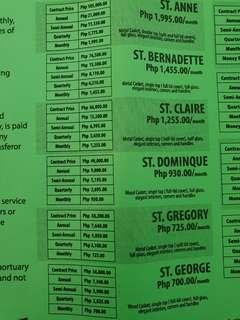St Peter Life Plan Insurance