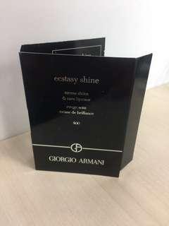 Giorgio Armani ecstasy shine (color 400)