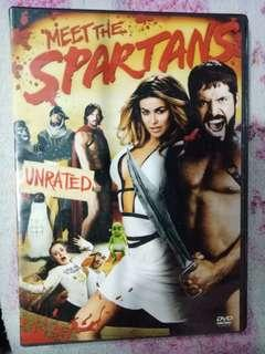 Meet The Spartans Unrated Dvd @100