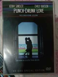 Punch Drunk Love DvD @ 100