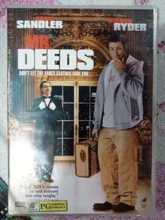 Mr. Deeds DVD @150