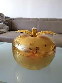 Golden Apple CNY Snack Display