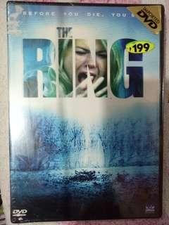 The Ring Imported dvd @ 150