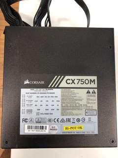 Corsair CX750 PSU