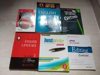 Upper Secondary English Books