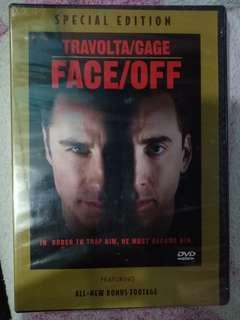 Face Off special edition DVD @ 250