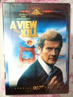 A View to a Kill DVD @150