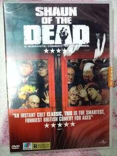 SHAUN OF THE DEAD DVD @ 150