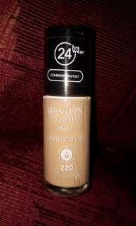 REVLON COLOR STAY COMBINATION/OILY 220 NATURAL BEIGE