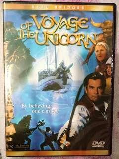 Voyage of the Unicorn DvD 2 disc @ 100