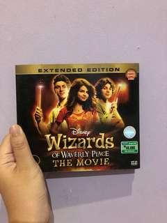 """Wizards of Waverly Place The Movie"" Original VCD"