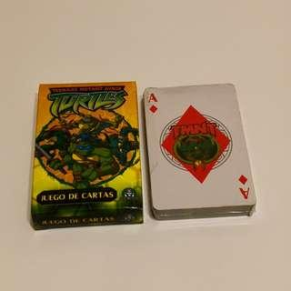 忍者龜紙牌Teenage Mutant Ninja Turtles Card