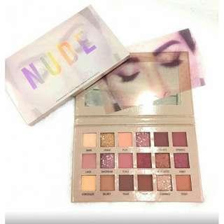 Huda New Nude Eyeshadow Pallet