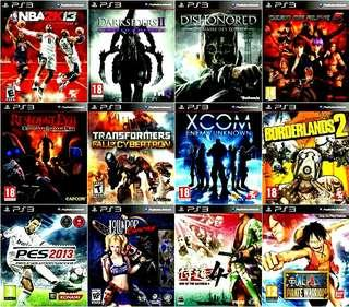 PS3 Games Download
