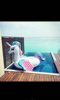 Unicorn float