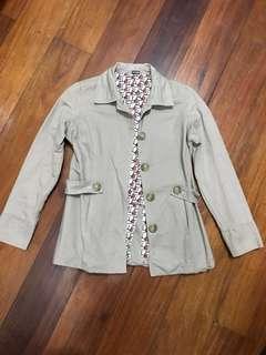 Field Jacket — Olive Gray
