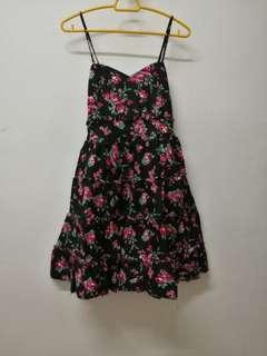 Floral Dress #MMAR18