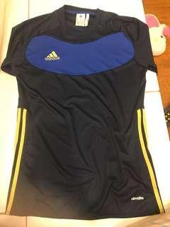 🚚 Adidas TOP shirt Preloved uk s